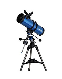 Meade Polaris 130 EQ Reflector Telescope