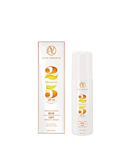 Vita Liberata Neroli and Argan Milk SP25