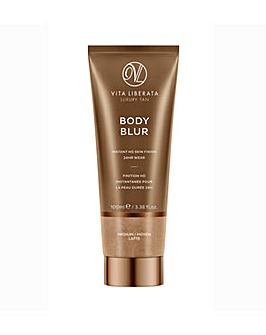 Vita Liberata Body Blur Instant Skin Finisher Latte Medium 100ml
