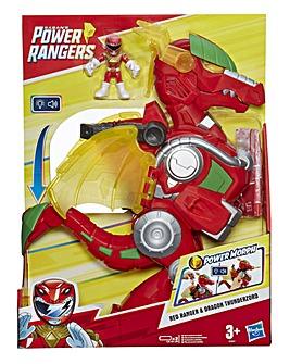 Power Rangers Dragon Thunderzord