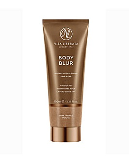 Vita Liberata Body Blur Instant Skin Finisher Mocha Dark 100ml