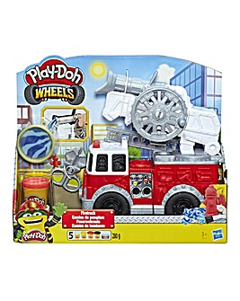 Play-Doh Fire Truck