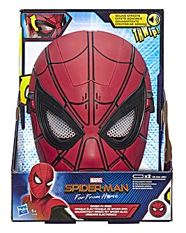 Marvel Spider-Man Far From Home Mask