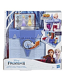 Disney Frozen Pop Up Castle Playset
