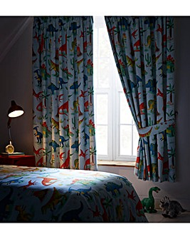 Dinosaurs Blackout Curtains