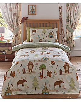 Yellowstone Single Duvet Cover Set