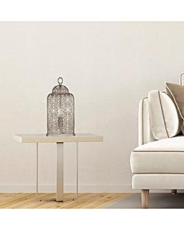 Moroccan Fretwork Table Lamp