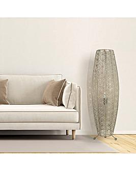 Moroccan Fretwork Floor Lamp