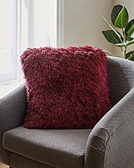 Indulgence Supersoft Shaggy Cushion
