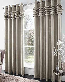 Catherine Lansfield Flamenco Eyelet Curtains
