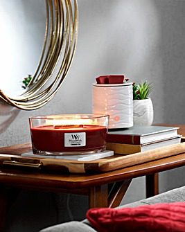Woodwick Cinnamon Chai Ellipse Candle