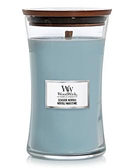 Woodwick Seaside Neroli Large Jar