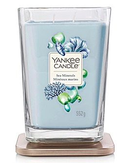 Yankee Candle Elevation Large Sea Minerals