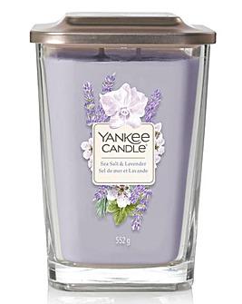 Yankee Candle Elevation Large Sea Salt & Lavender