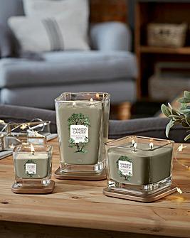 Yankee Candle Elevation Large Vertiver & Black Cypress