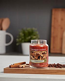 Yankee Candle Cinnamon Sticks Large Jar