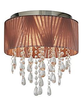 Venetian Blush Pink 3LT Ceiling