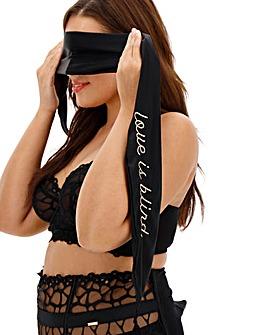 Figleaves Curve Satin Blindfold