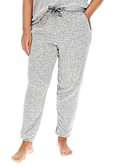Figleaves Curve Luxe Marl Lounge Pant