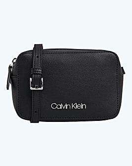 Calvin Klein Logo Camera Bag