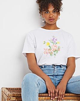 Nobody's Child Flower Tee