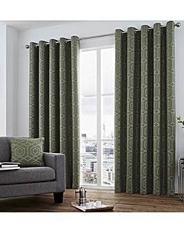 Curtina Camberwell Eyelet Curtains
