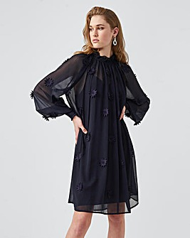 French Connection Aziza Lace Dress