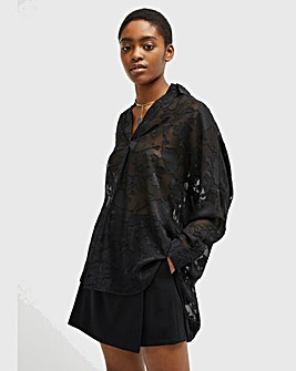 French Connection Clarita Over Shirt