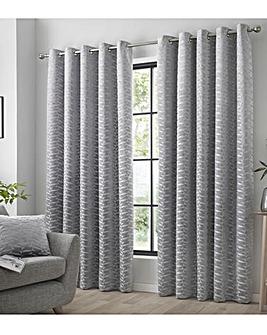 Curtina Kendal Eyelet Curtain