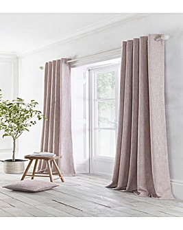 Appletree Boucle Eyelet Curtains