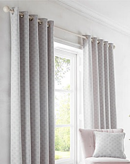 Dreams & Drapes Tiffany Eyelet Curtains