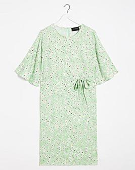 Lovedrobe Belted Shift Dress