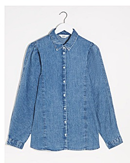 Lee Volume Sleeve Shirt