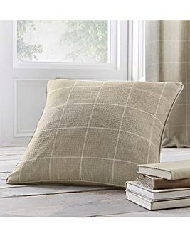 Appletree Windsor Check Cushion