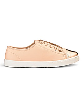 Cami Toecap Detail Trainers Wide E Fit