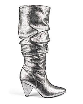 Ivana Boots Standard Calf Wide E Fit
