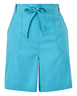Pull On Cotton Shorts
