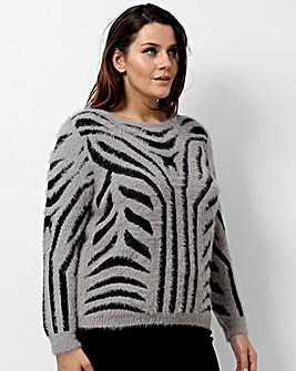 Koko Textured Jumper