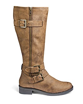 Riley Boots Super Curvy Calf Extra Wide EEE Fit