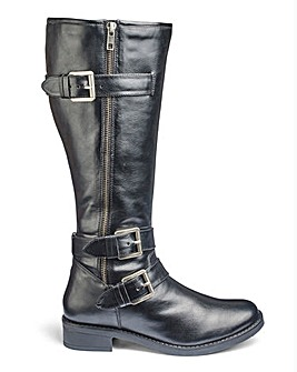 Riley Boots Super Curvy Calf Extra Wide EEE Fit