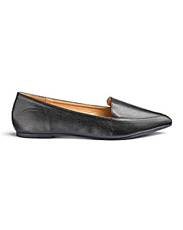 Alexa Pointed Loafer Wide Fit