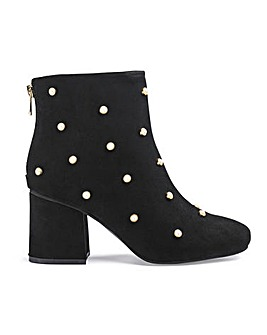 Mimi Pearl Boots Extra Wide Fit