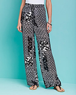 Crinkle Trousers regular