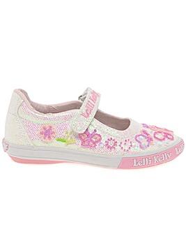 Lelli Kelly Glitter Butterfly Shoes