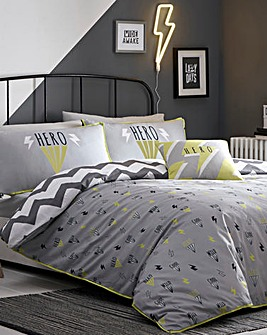 Appletree Kids Hero Duvet Set