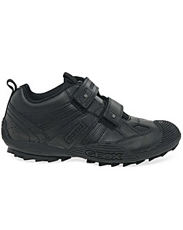 Geox Savage Junior Boys School Shoes