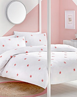 Appletree Kids Tufted Star Duvet Set