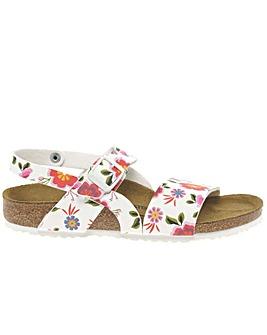 Birkenstock Isabella Girls Floral Sandal
