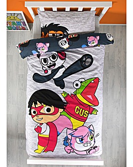 Ryans World Reversible Duvet Set