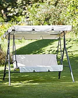 Roma Padded 3 Seater Swing